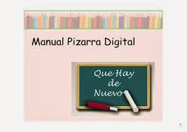 TUTORIAL PIZARRA DIGITAL Y NOTEBOOK 10.0