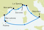 ruta diadema