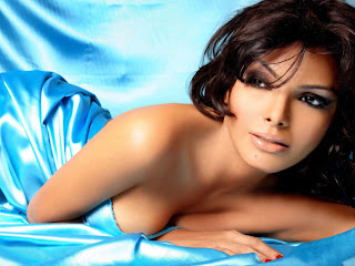 Sherlyn Chopra sexy wallpapers of bed and movies latest pics