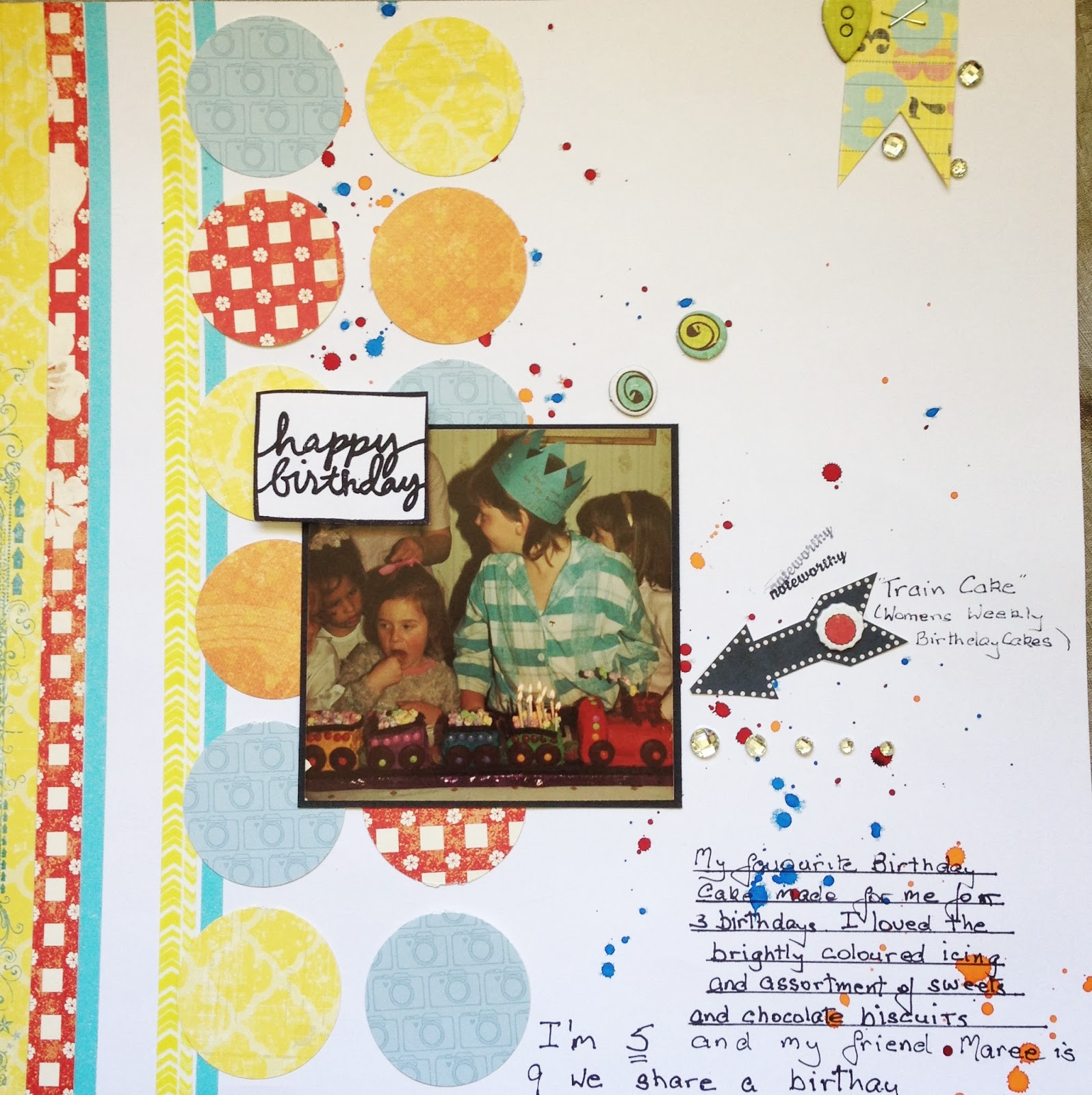 'Noteworthy' Kit by Fleur Millington. Dizzy Izzy Scrapbooking