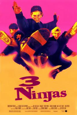 3 Ninjas Uma Aventura Radical Online Dublado