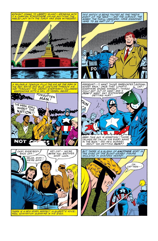 Captain America (1968) Issue #267 #182 - English 16
