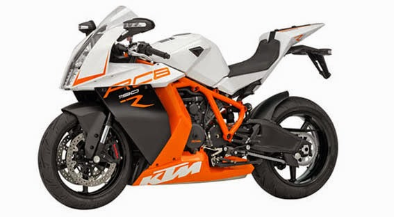 2014 KTM 1190 RC8 R SPECIFICATIONS - The New Autocar