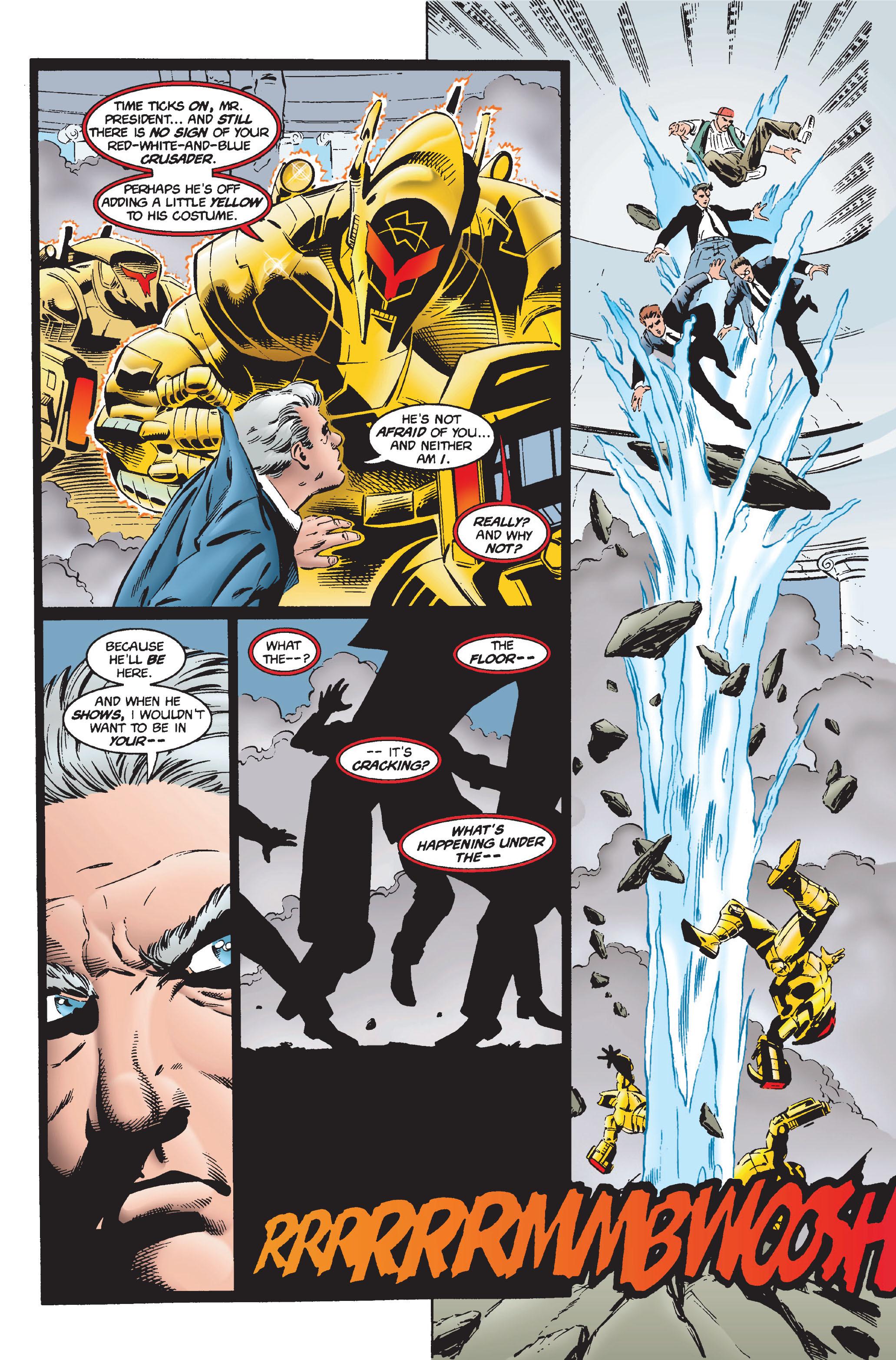 Captain America (1968) Issue #444 #398 - English 14