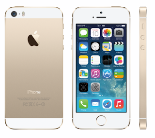 iPhone 5S de color oro