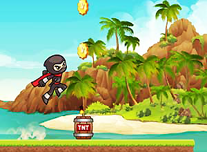 Ninja Run