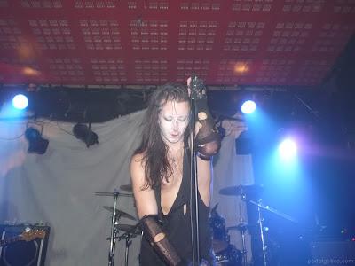 Soror Dolorosa - concerto em Madrid a 5 de Maio 2012.