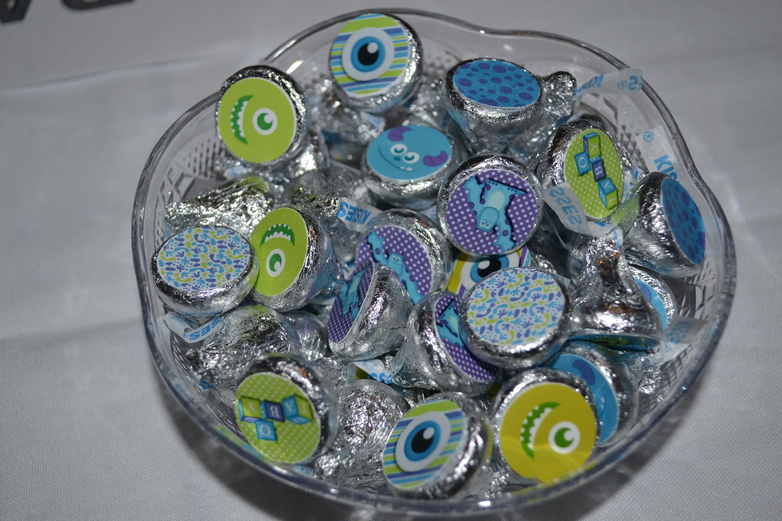 A Manda Creation Monsters Inc Baby Shower Day 9