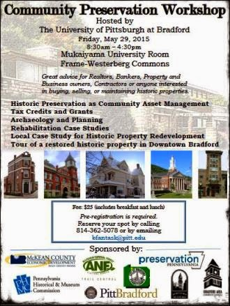 5-29 Community Preservation Workshop