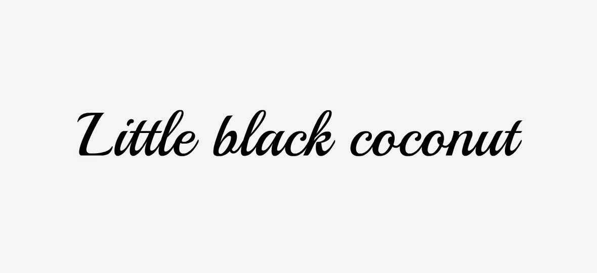 LITTLE BLACK COCONUT