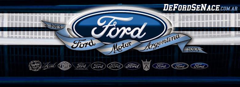 ....·+*+[De Ford Se Nace]+*+·...