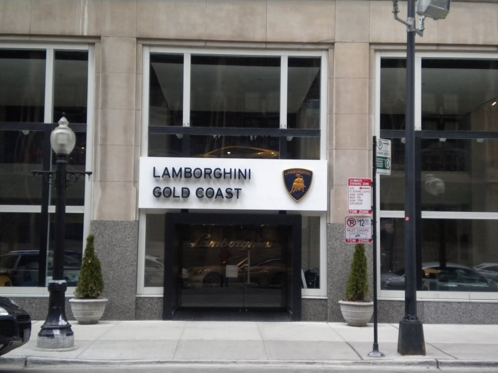 Downtown Chicago Auto Dealerships By Foot A Freebie