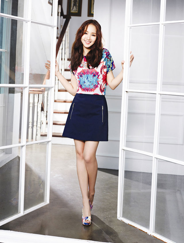 Park Min Young - Korean Model Actress