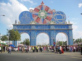 Feria de Sevilla 2011 - Portada