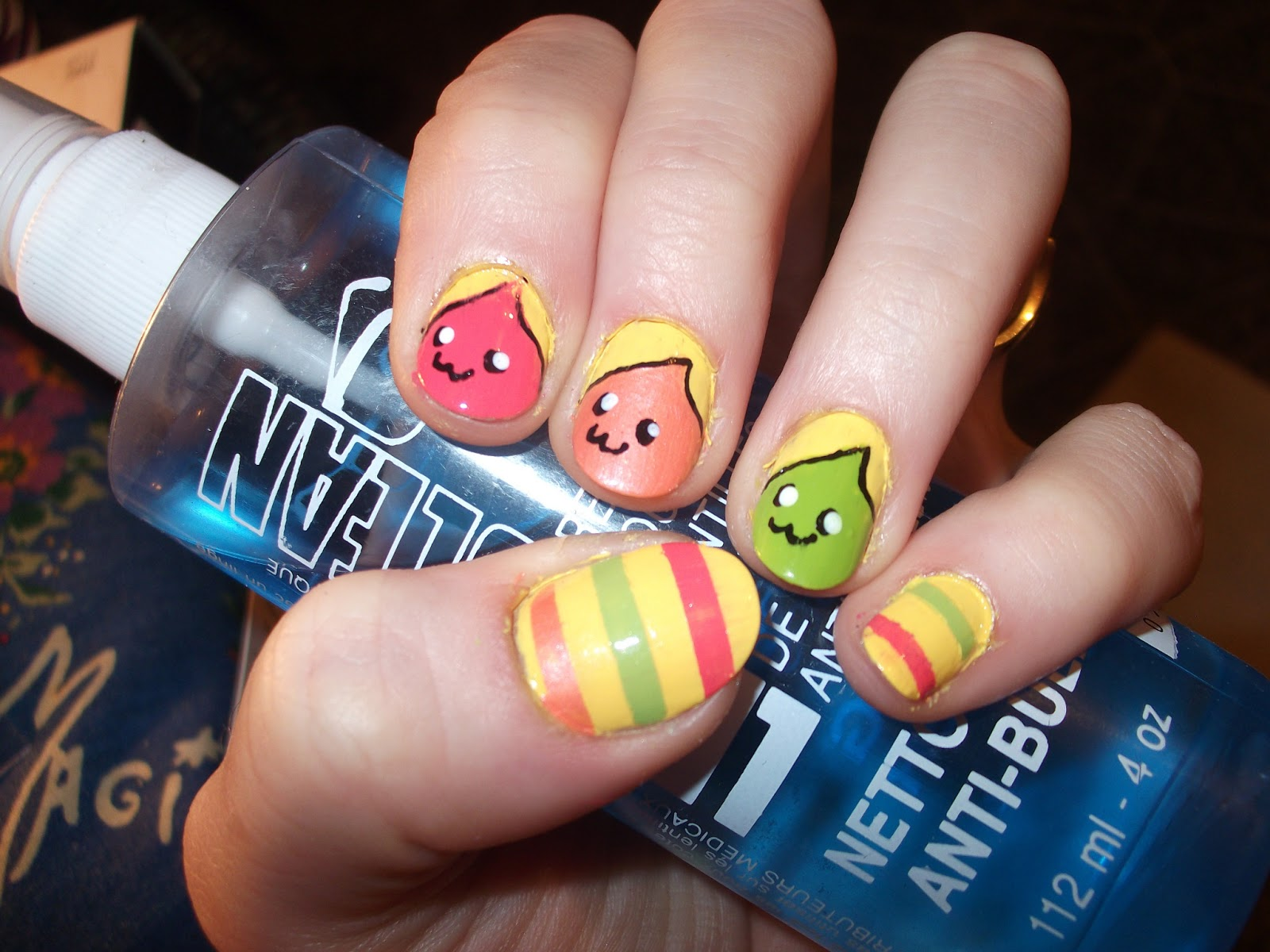 Fullmetal Cupcake So Check Out My Ragnarok Online Nails Second