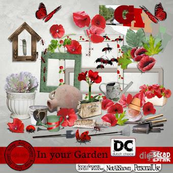 ..In Your Garden,