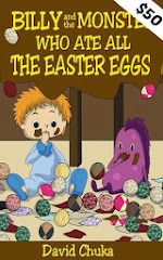Billy and the Monster Who Ate All the Easter Eggs - 14 April