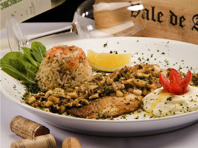 All Saints Restaurantes: Tilápia