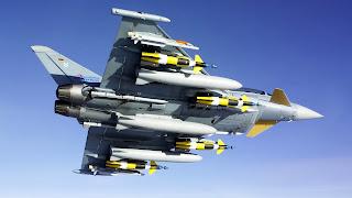 eurofighter typhoon, eurofighter
