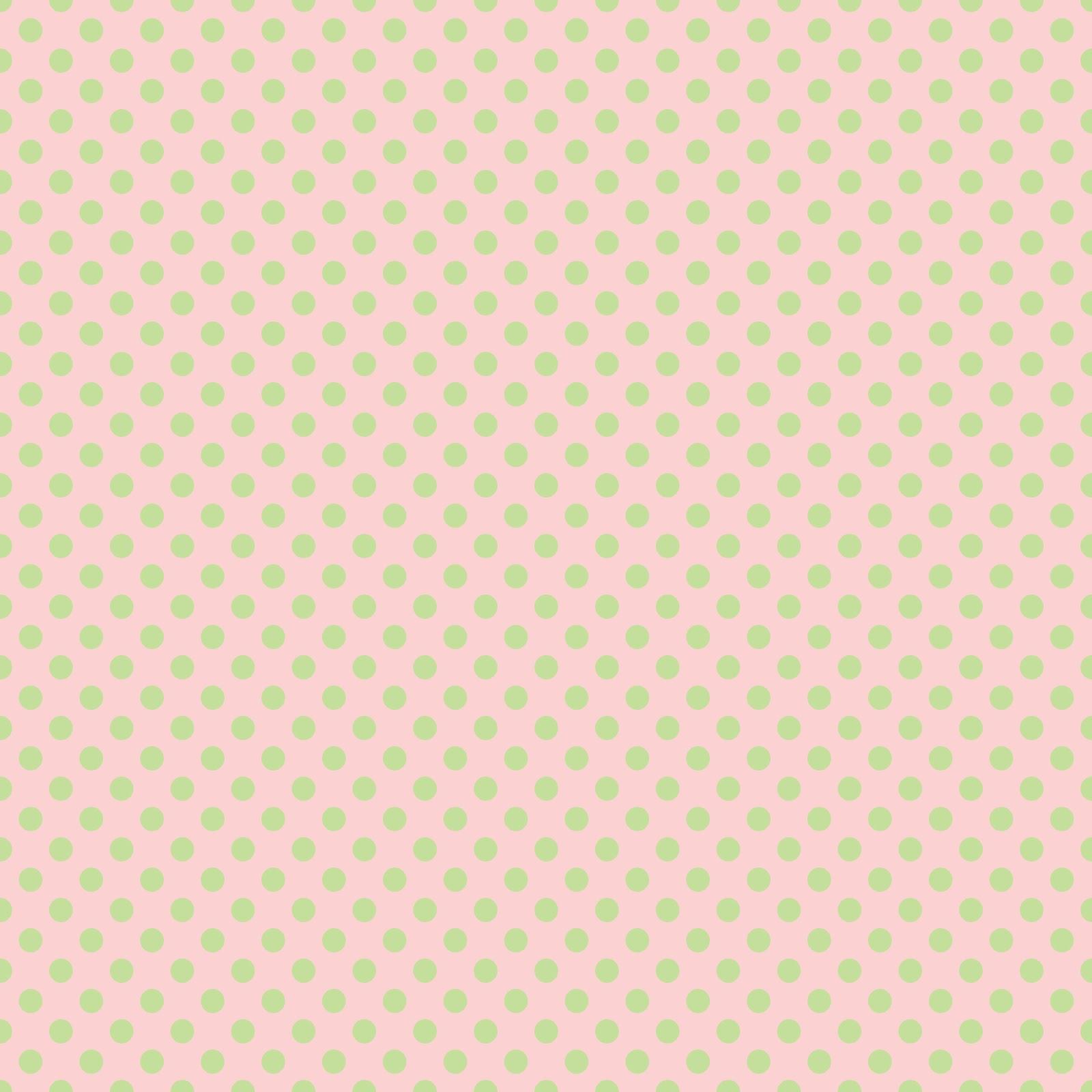 Bonjourvintage Free Digital Scrapbook Paper More Polka Dots