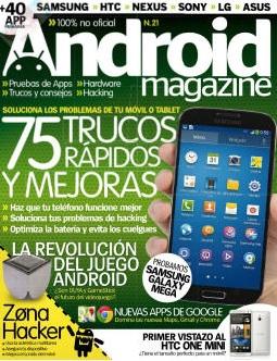 Android Magazine. Septiembre 2013 (Pdf)