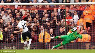 Penalti Van Versie MU VS Liverpool
