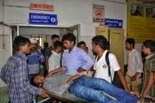 Surya Sen College Siliguri admission process clash between SFI TMCP
