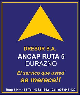 ANCAP Ruta 5 - DRESUR S.A.