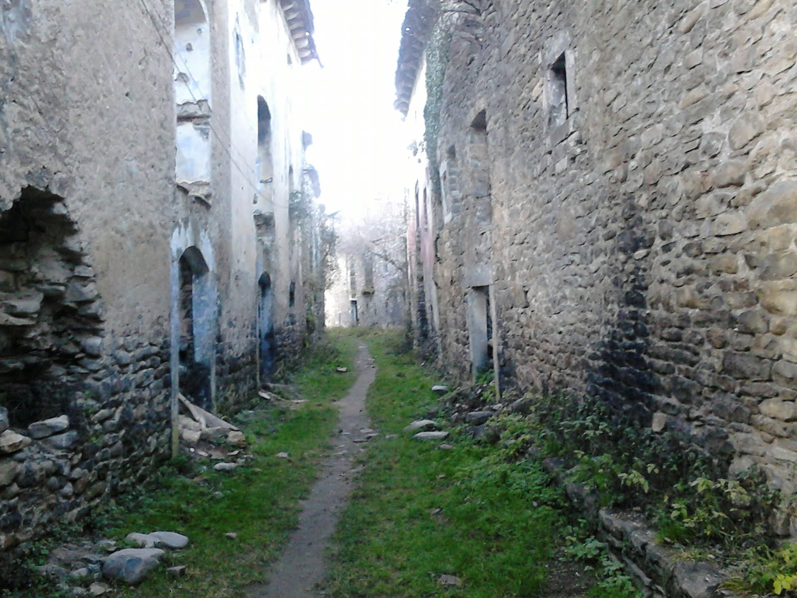 calle de Jánovas