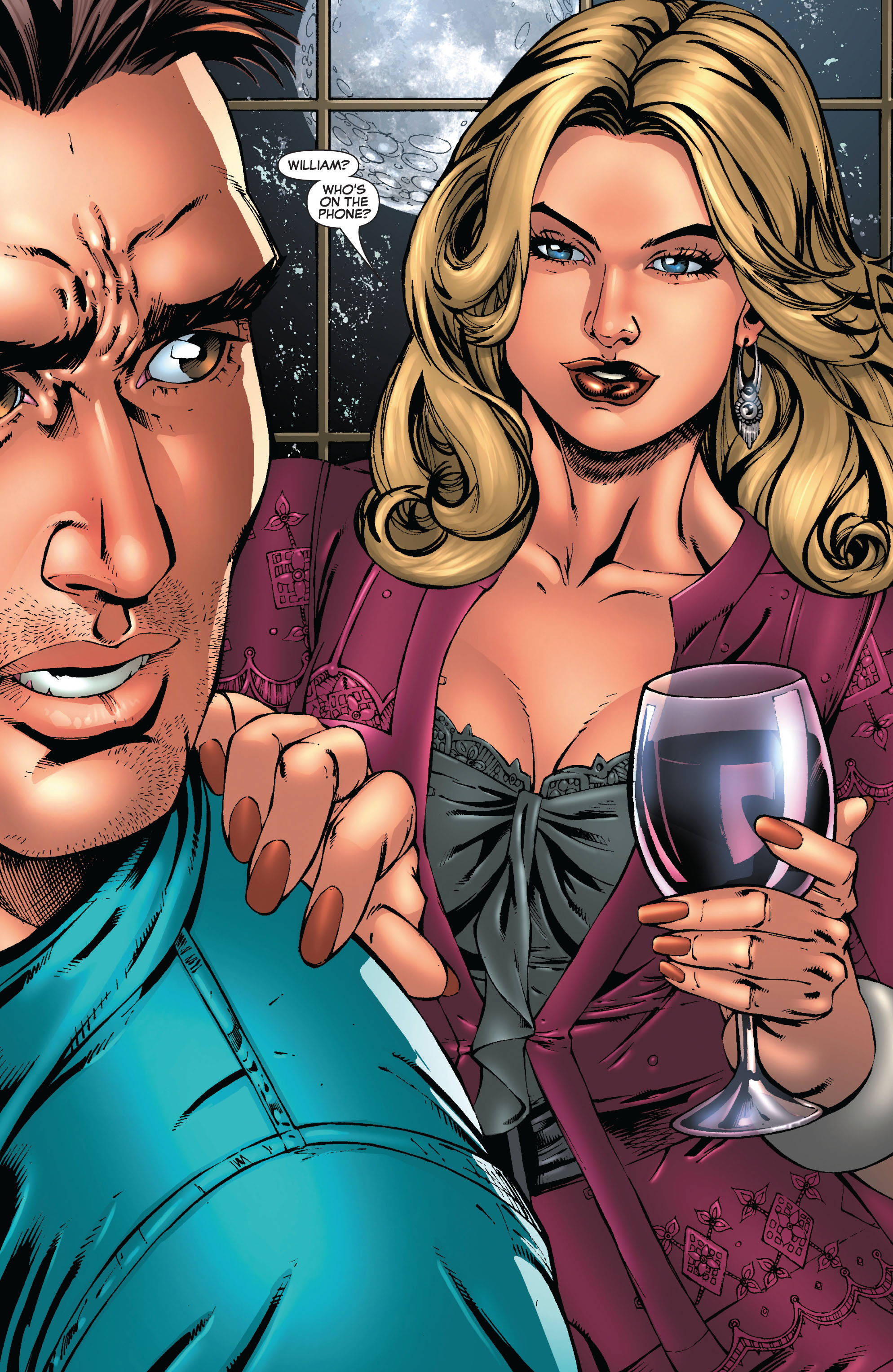 Read online Secret Invasion: The Infiltration comic -  Issue #8 - 28