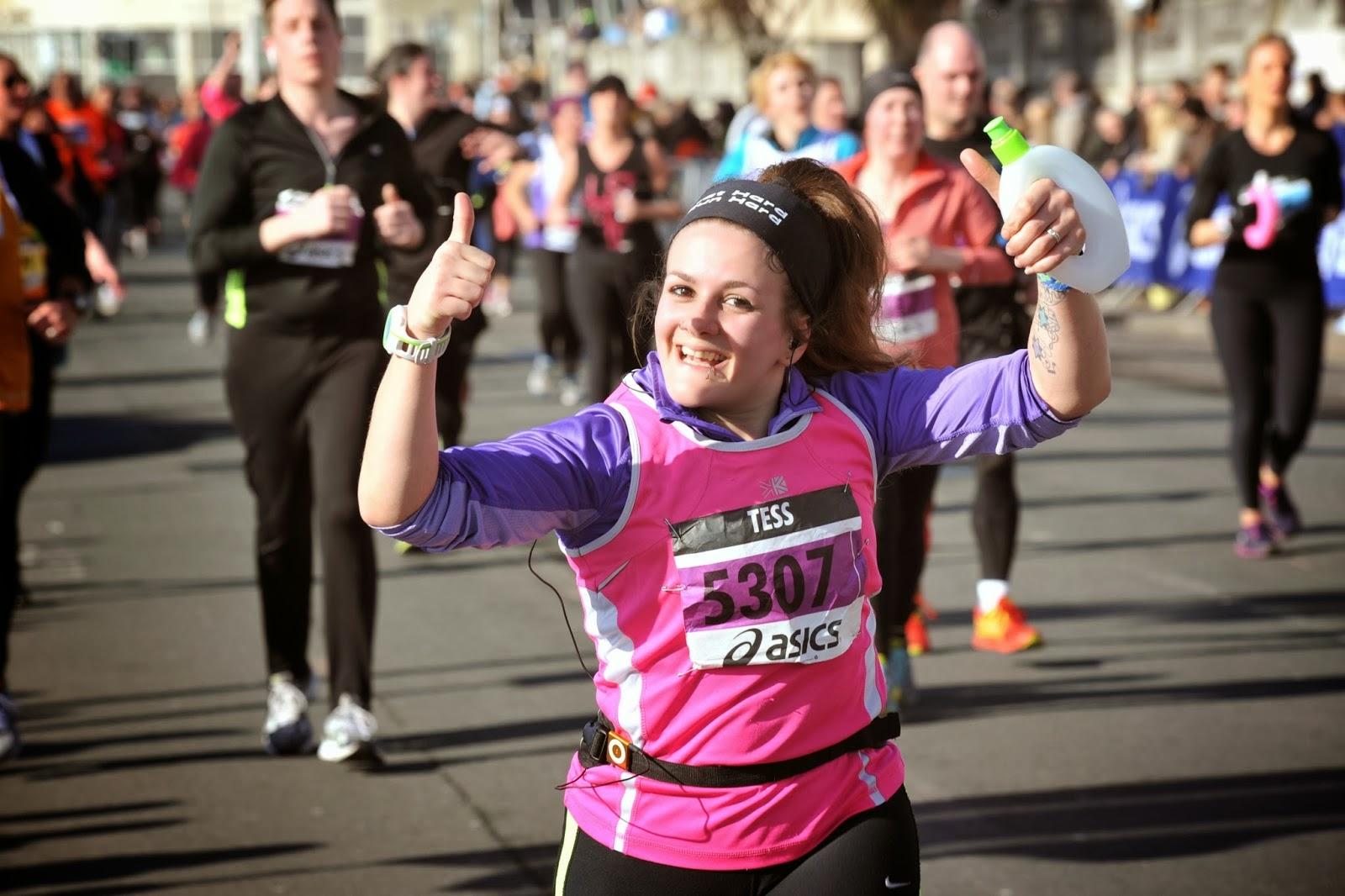 Brighton Half Marathon 2014