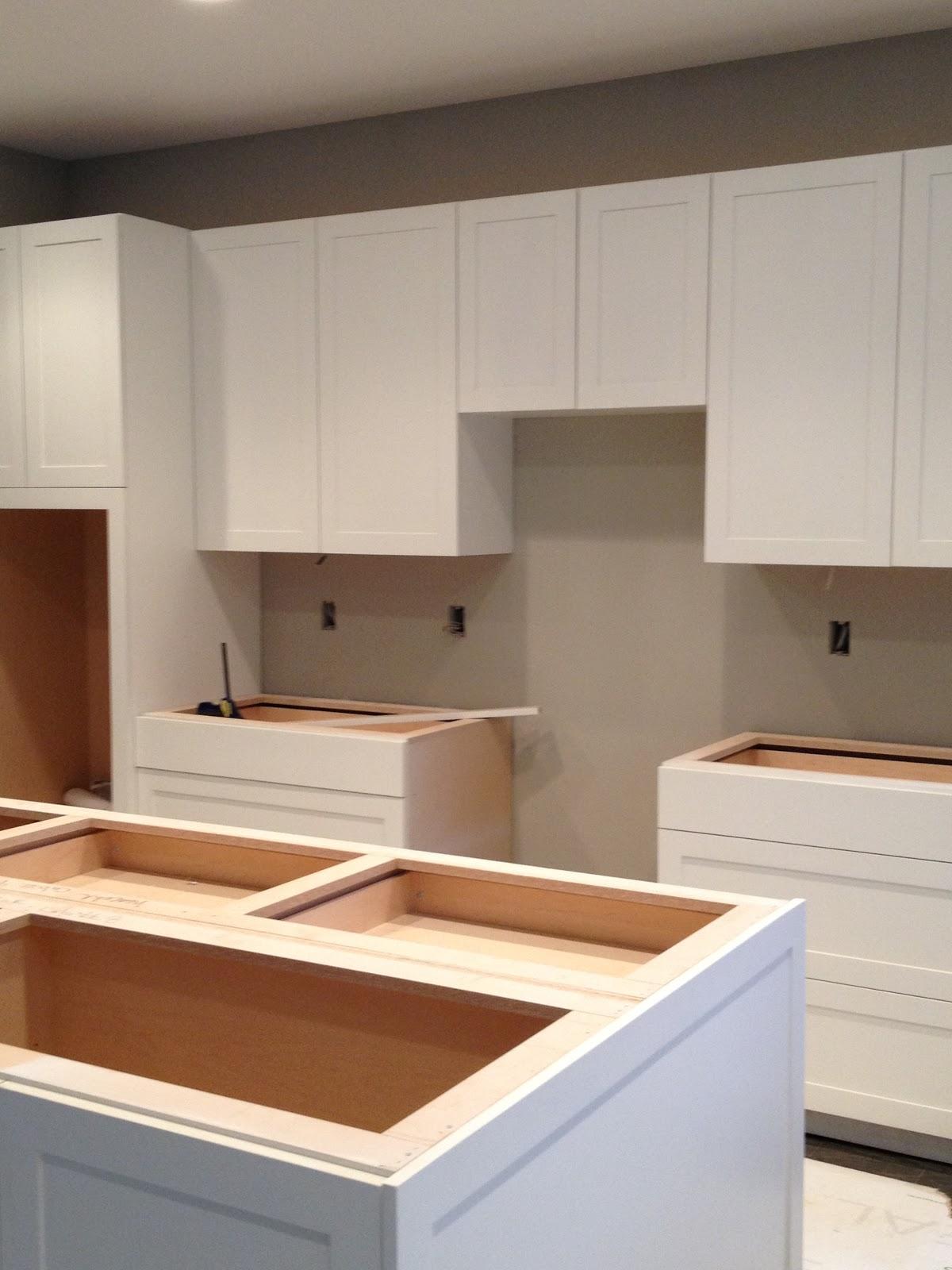 Sherwin Williams Alabaster Kitchen Cabinets
