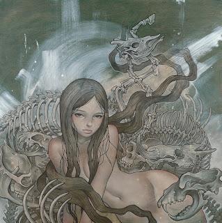 Ilustración de Audrey Kawasaki.