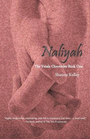 Blog Tour: Naliyah By Shauna Kelley