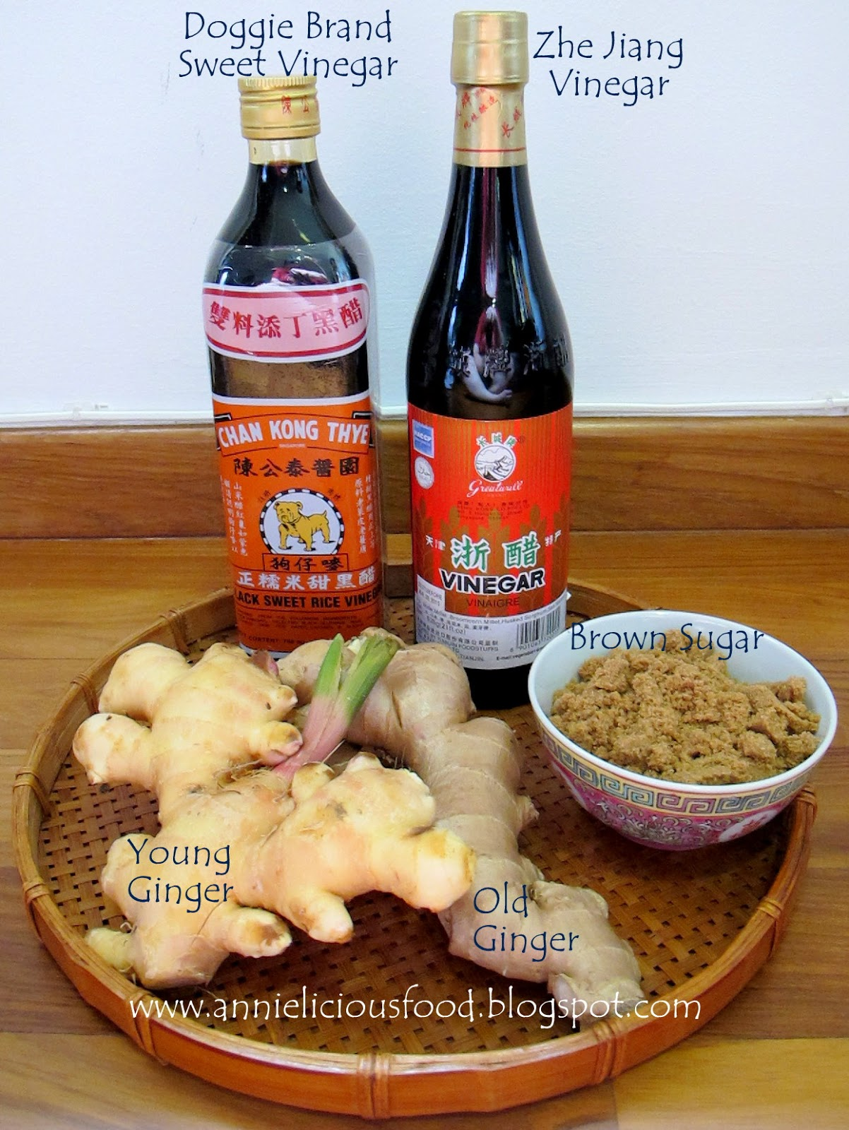 Annielicious food mdm chais pig trotter in vinegar with ginger annielicious food mdm chais pig trotter in vinegar with ginger forumfinder Choice Image