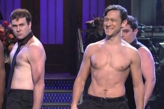 Joseph GordonLevitt Isnt Into Bodybuilding Despite