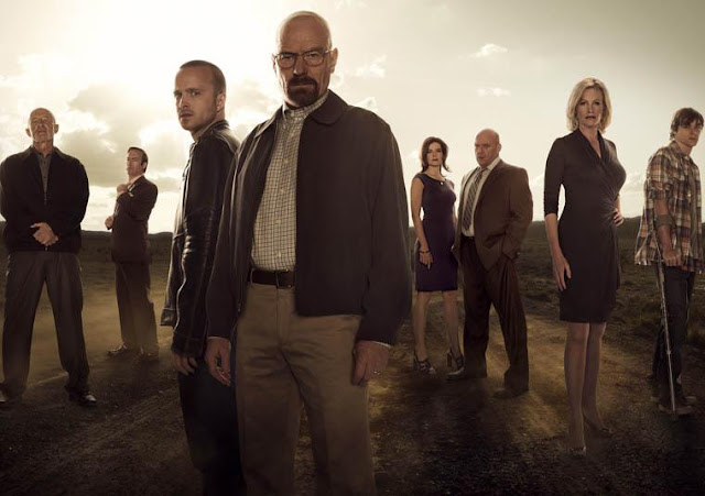 Television Series, Breaking Bad, AMC, shows, audiences, characters, Jesse, Walter, ranking