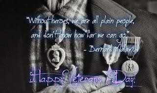 whatsapp veterans day messages