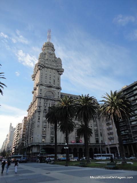 Palacio Salvo - Montevidéu, Uruguai