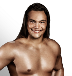 Bo Dallas creepy face NXT wrestler