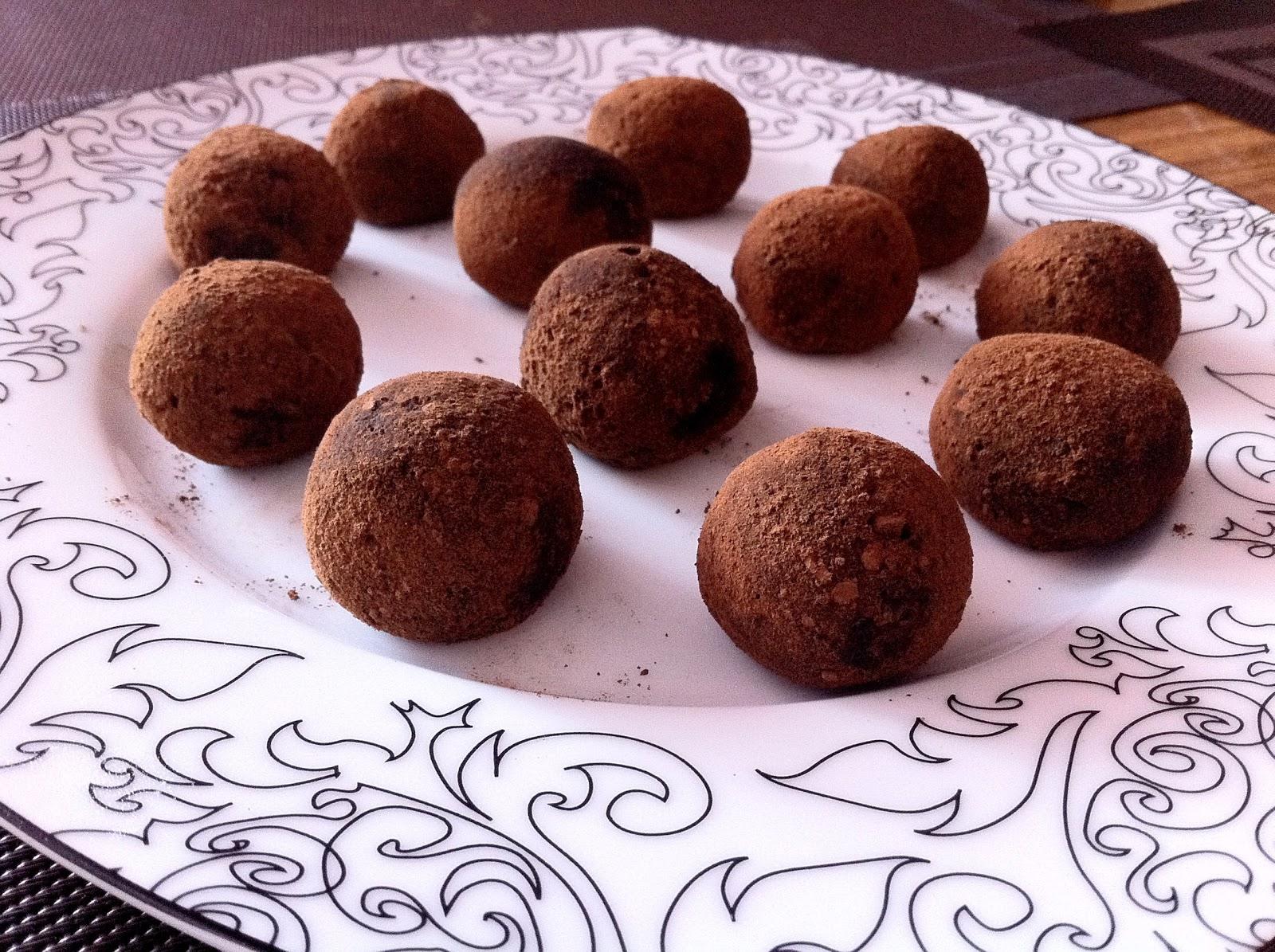 Домашние трюфели рецепт пошагово