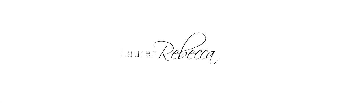 Lauren Rebecca