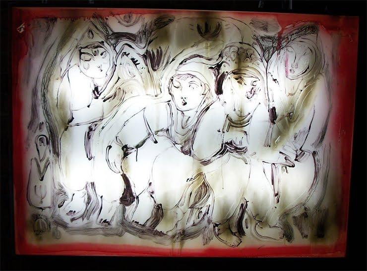 DEAN CERCONE ARTWORKS