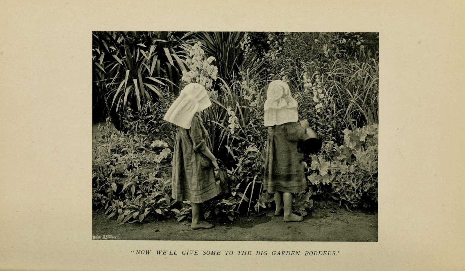 My little old world gardening home poetry and Children and gardens gertrude jekyll