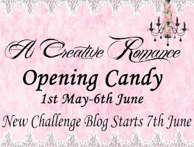 Check out more yummy candy from the Creative Romance Challenge Blog