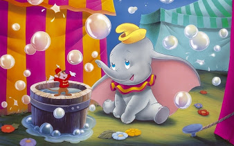 #10 Dumbo Wallpaper