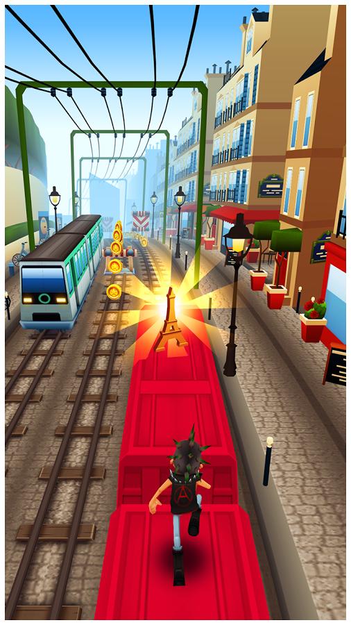Recenzje gier i aplikacji na Android: #1 Recenzja gry Subway Surfers