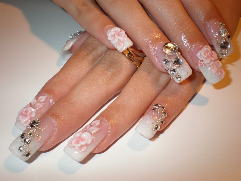 The Awesome Easy Nail Art Designs 2015 Digital Imagery