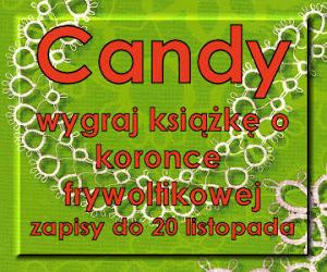 Candy frywolitkowe