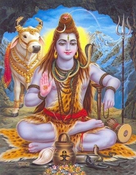 Wallpaper Gallery: Lord Shiva Wallpaper - 3